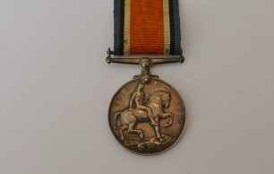 WWI British War Medal
