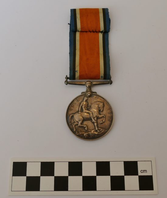 WWI British War Medal