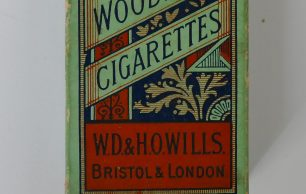 Woodbine Cigarette Packet Replica