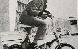 1967 Raleigh Wisp Moped Promotional Film