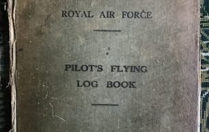 "The Log Book of Air Commodore Cyril Bob ""Cyclops"" Brown, CBE, AFC"