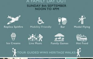 Kenley Airfield Friends Group Heritage Day