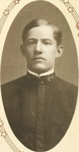Commander Robert Andrew Burg