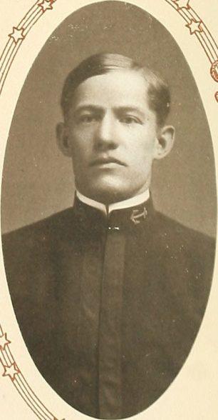 Commander Robert Andrew Burg. | Patrick McConnell