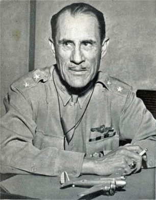 Major General Clarence Leonard Tinker. | U.S. War Dept.