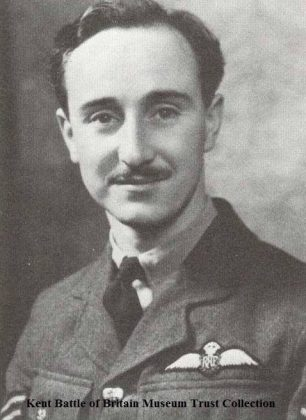 Sgt. Harry Henry Allgood, of No.253 squadron, Kenley.  | Kent Battle of Britain Museum