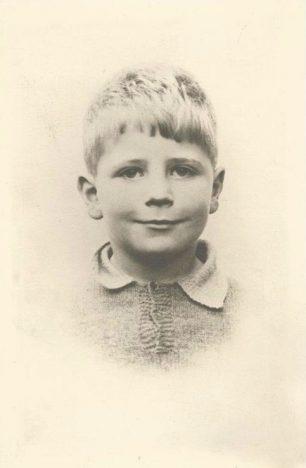 Geoffrey Gwynn Charman, who lost his life, aged 7, in Chaldon Rd on 4th November, 1940. | Janice Calhoun-Rudolph