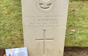 Leading Aircraftman Thomas Holroyd