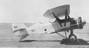 An RCAF Armstrong Whitworth Siskin IIIDC,  two-seater trainer. Circa 1937. | Public archives of Canada