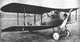 A Sopwith Snipe | Wikimedia Commons