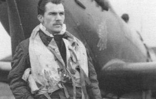 Flying Officer James Hamilton Ballantyne DFM