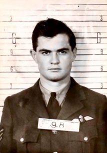 Flying Officer Jack Dudley Edwards