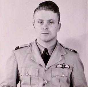 Flight Lieutenant Patrick Terrance O'Leary