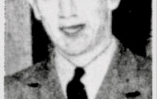 Flight Lieutenant Clifford George Pennock