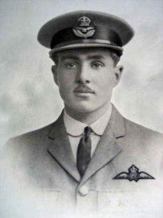 Flying Officer Basil Douglas John Broadway