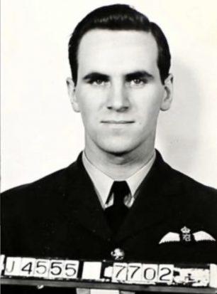 Flight Lieutenant Lyn Bertram Madden