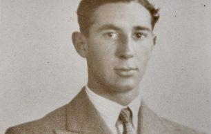 Pilot Officer Hugh Henry-May