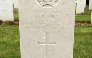 Flying Officer Robert Jack Turp