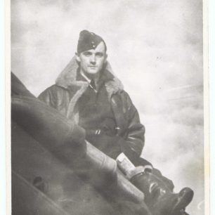 Pilot Officer Jocelyn George Power Millard, 1940.  | Gerry Burke