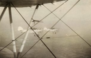 No.615 Squadron Hawker Hectors