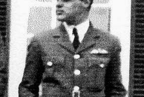 Flying Officer Christopher John Drake Andreae
