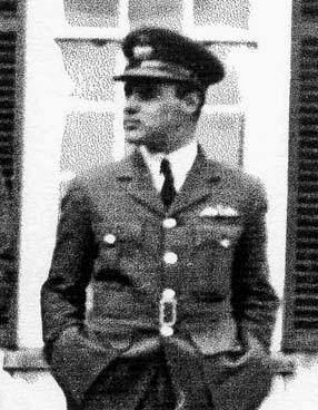 Flying Officer Christopher J. D. Andreae | Battle of Britain Monument