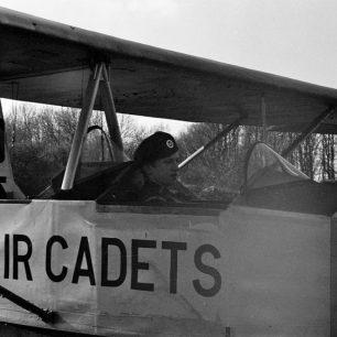 A Slingsby Cadet TX Mk.III.  | Allan Melmore