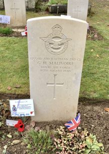 Aircraftman Second Class George Henry Malivoire