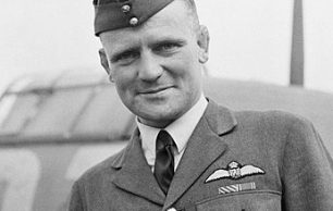 Group Captain Francis Victor Beamish DSO and Bar, DFC, AFC