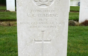 Flying Officer Charles Gordon Cumming