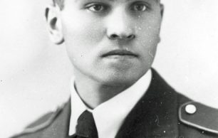 Pilot Officer (Pilot) Vilém Göth