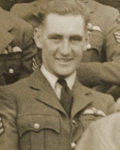 Sergeant (Pilot) Arnold George McNeil