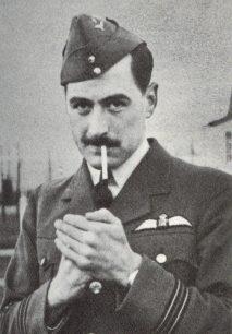 Squadron Leader Harold Morley Starr