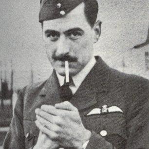 Squadron Leader Harold M. Starr | Battle of Britain London Monument