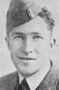 Sergeant (Pilot) James Joseph Burke
