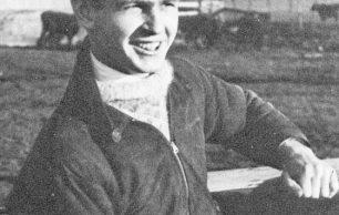 Flying Officer Nathaniel John Merriman Barry