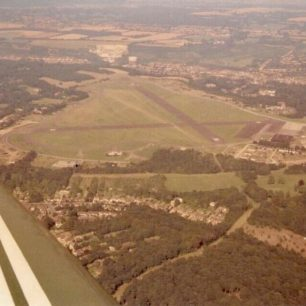 Kenley from the air, May 1971. | Michael Tinkler