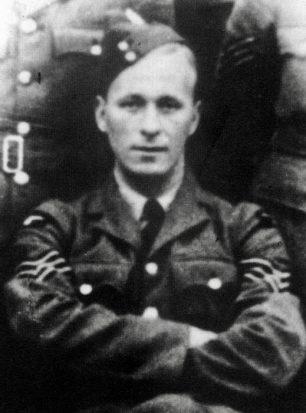 Sgt. William Burley Higgins | Battle of Britain London Monument