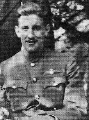 Sgt. Arthur Dumbell Smith | Battle of Britain London Monument