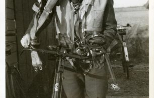 Sergeant Houghton of 416 and 403 squadron RCAF