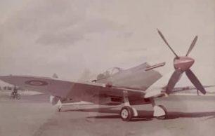 Mk.XVI Spitfire at Kenley