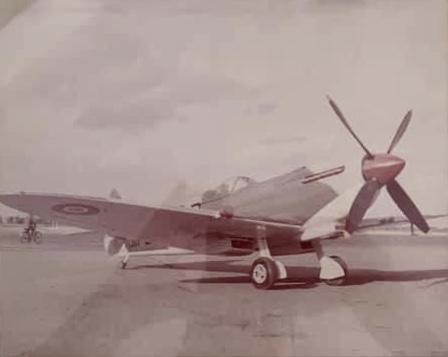Spitfire Mk.XVI  | Howard Storey