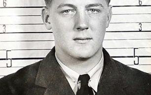 Pilot Officer George Rawson Brown