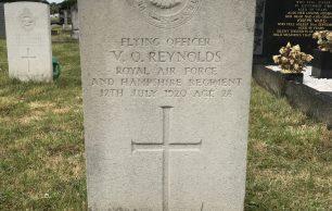 Flying Officer Victor Oliver Reynolds