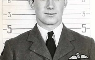Pilot Officer Lewis Cameron Rowe