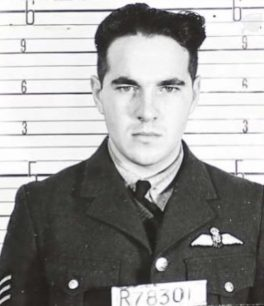 Flying Officer John Charles Elliott