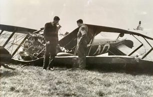 Gloster Gauntlet, K5359, No.17 Squadron, 8th May, 1939