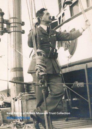 Flying Officer Albert