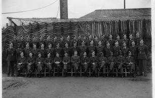 Brian Raymond Wilson, RAF Kenley 1942-1943.
