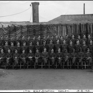 I.T.W. RAF Station Kenley, 3rd February, 1943.  | Jon Davidson